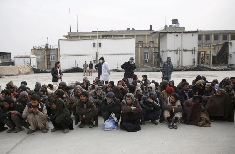 Центр реабилитации наркоманов в Кабуле