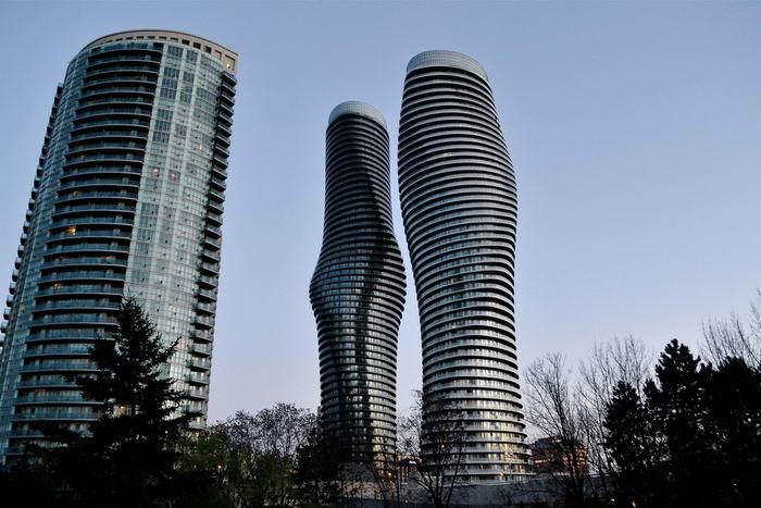 Футуристическая архитектура со всего мира