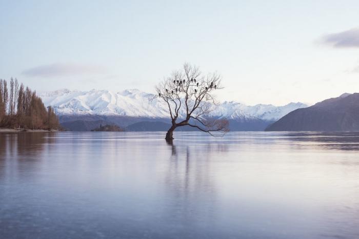 Красоты Новой Зеландии