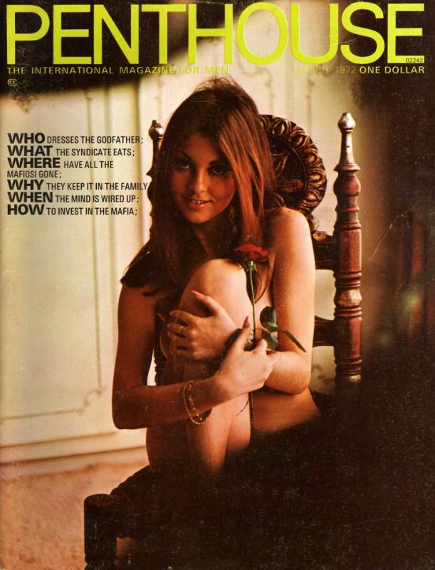 Яркие обложки журнала Penthouse, который больше не будет издаваться