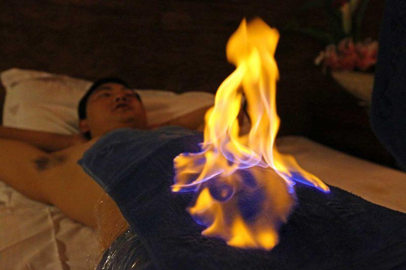 Экзотические виды массажа, за которыми стоит ехать за границу