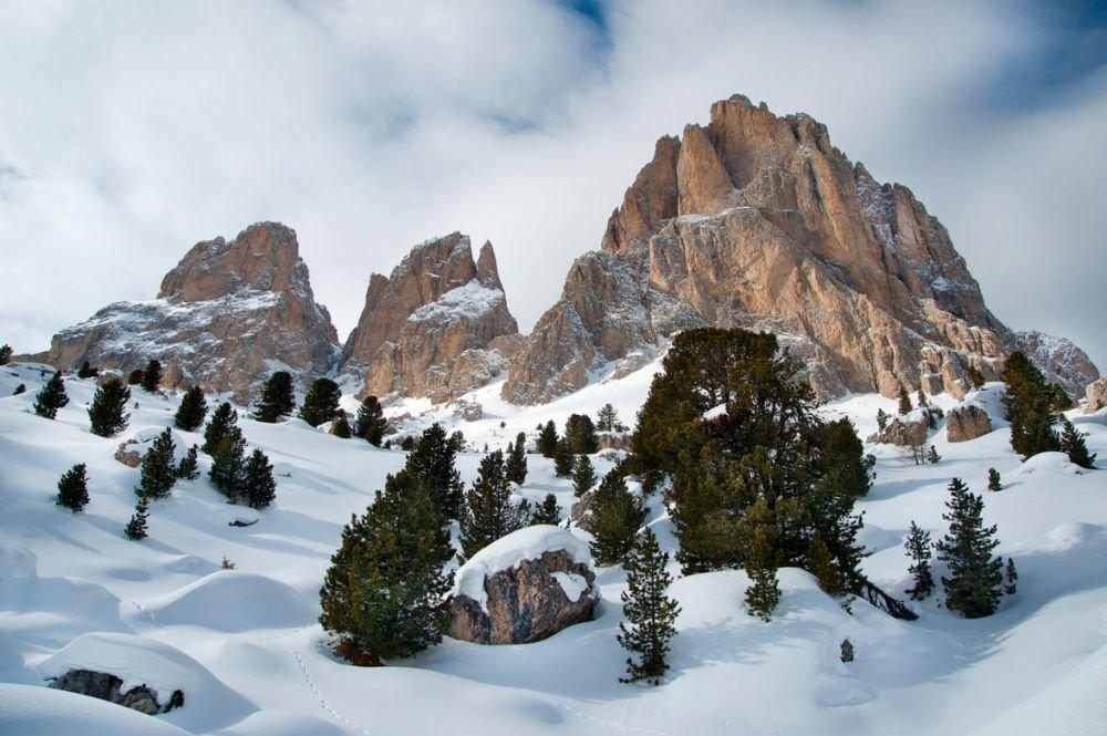 Сказочная красота зимы на прекрасных фотографиях