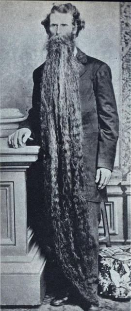 Эпические бороды прошлых лет