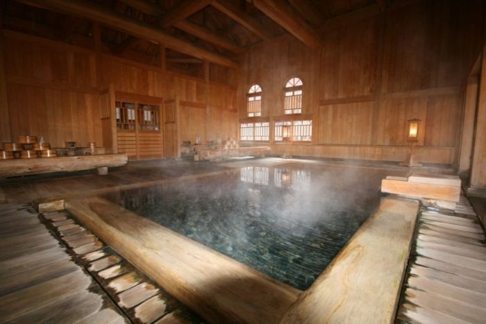 Гостиница Хоси - самая старая гостиница в мире