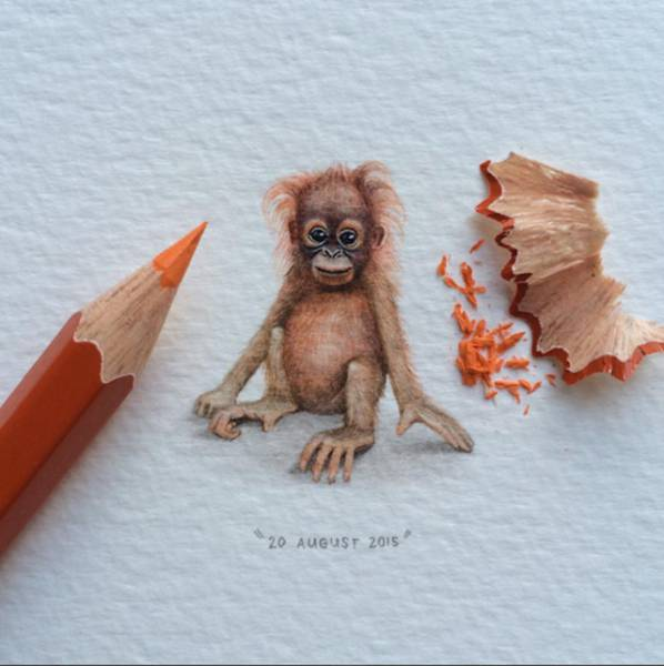 Прекрасные миниатюры от Лоррейн Лутс