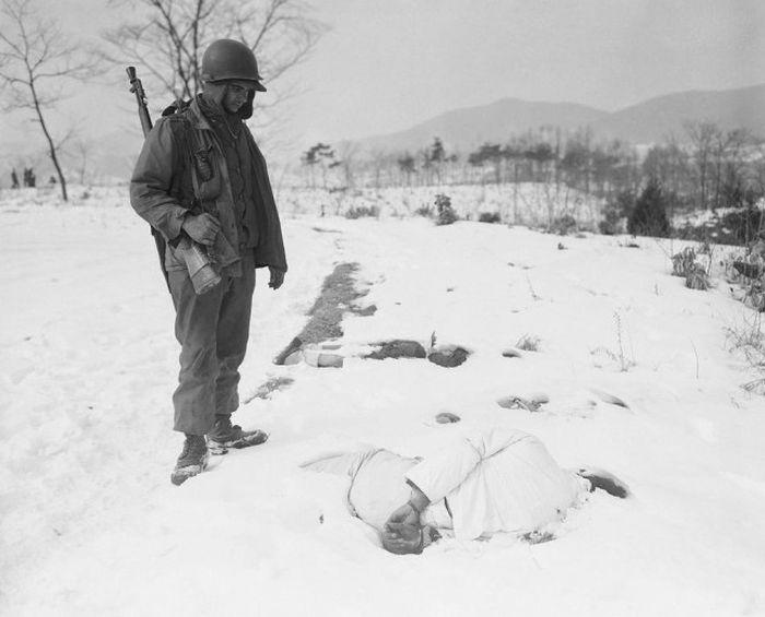 Корейская война на снимках военных фотографов