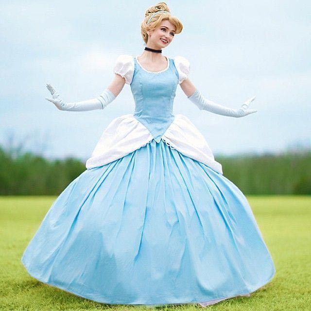 Платья принцесс диснея для девушек