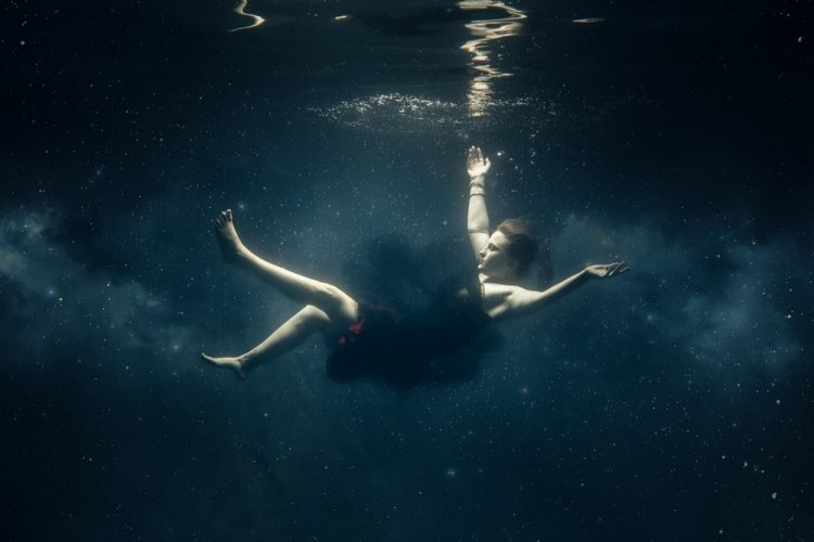 Цирк под водой