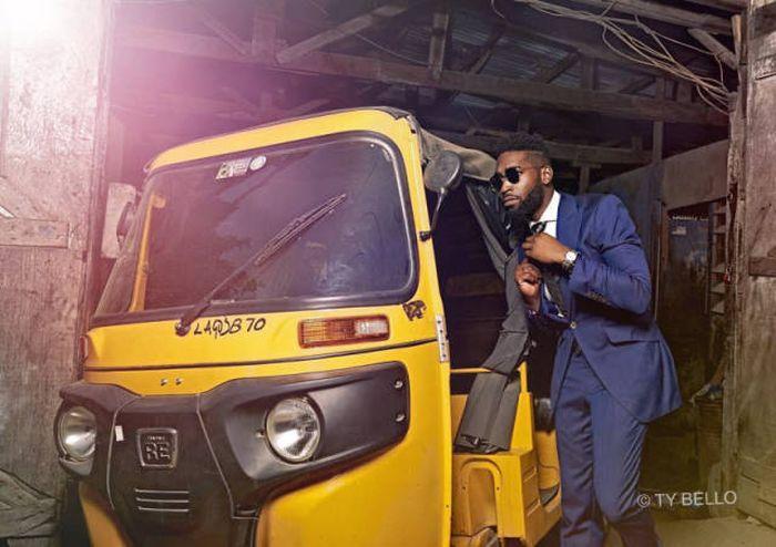 Как нигерийская продавщица хлеба случайно стала популярной фотомоделью