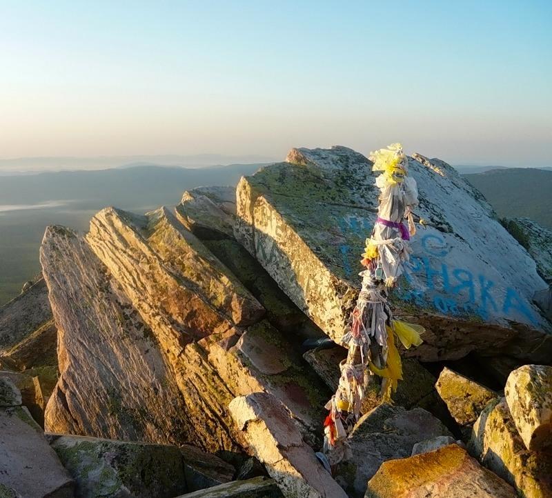 Красоты национального парка Таганай на Урале