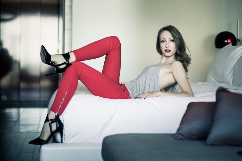 15 самых сексуальных и успешных фокусниц