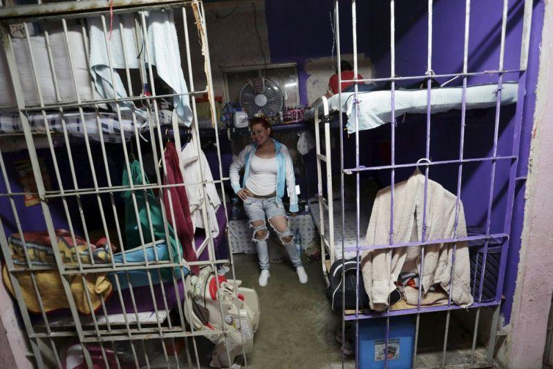 За стенами мексиканской тюрьмы строгого режима