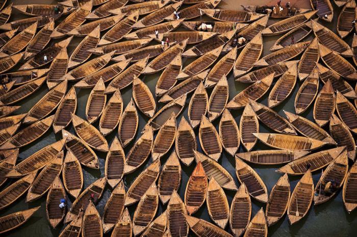 25 живописных кадров, снятых с высоты птичьего полёта