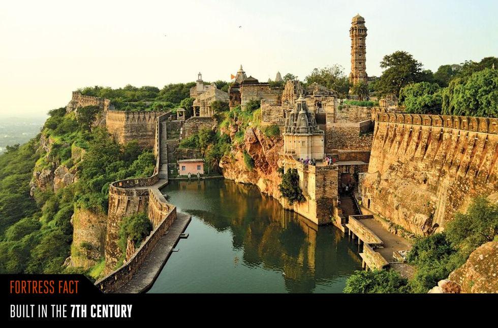 15 впечатляющих фортов в мире