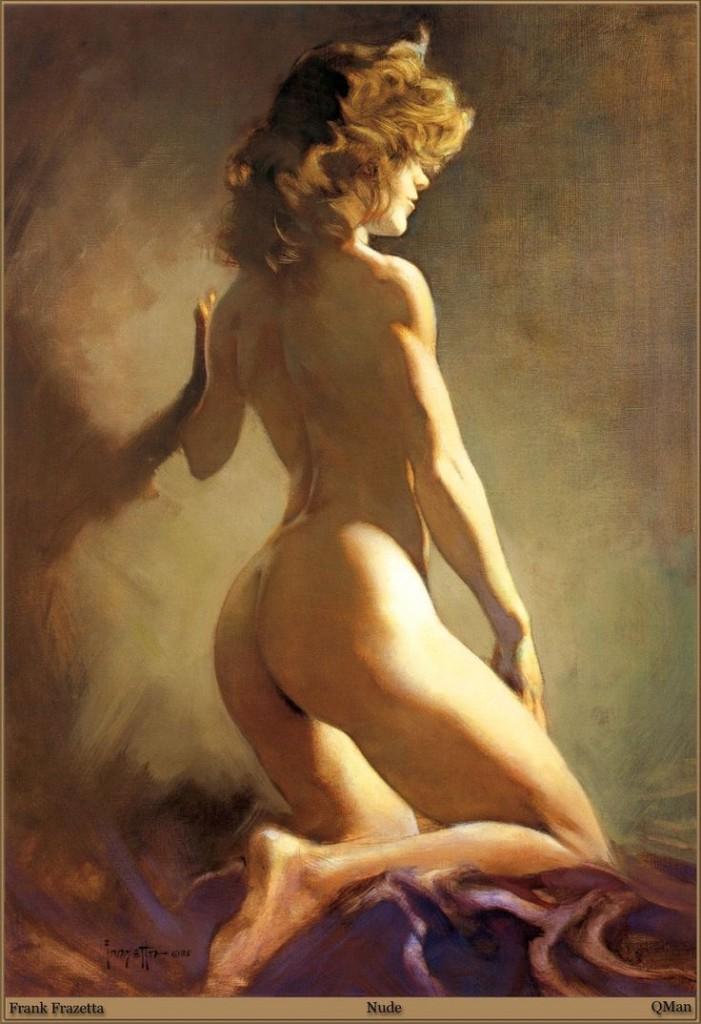 Обнаженное Женское Тело В Русском Изобразительном Искусстве