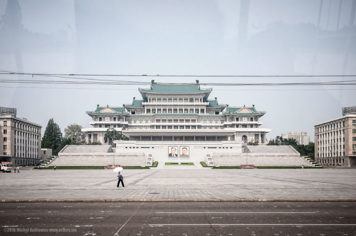 Запрещенные фотографии из Северной Кореи
