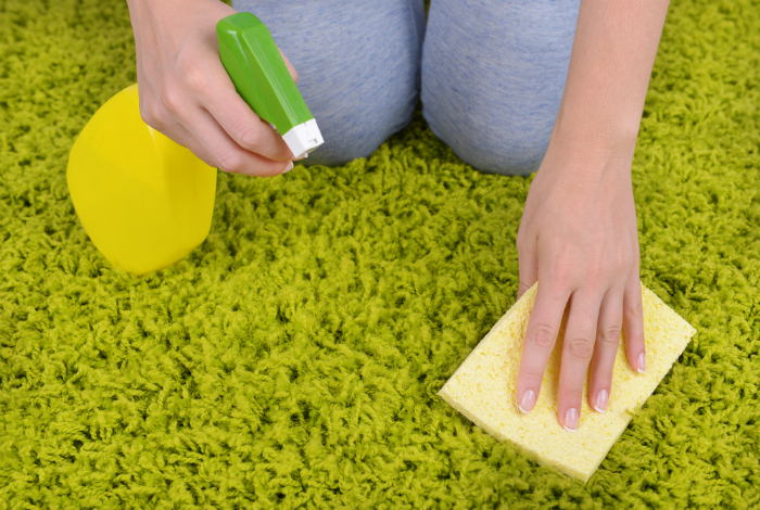 Чем мыть ковер в домашних условиях