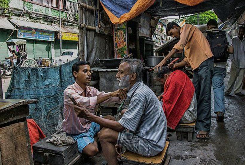 Победители конкурса фотографии Люди за работой