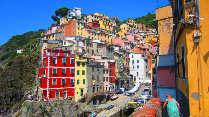 11 самых живописных городов мира