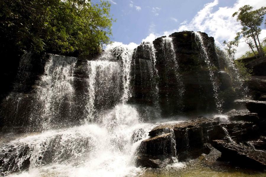 Каньо-Кристалес — самая красивая река на Земле