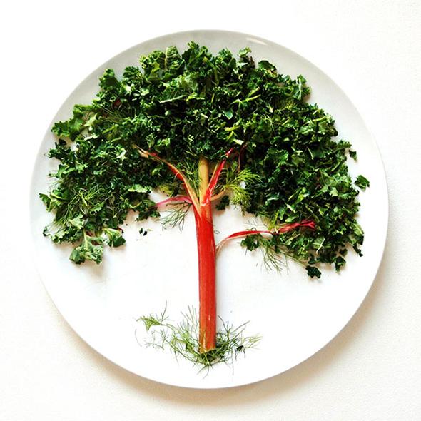 Еда и искусство