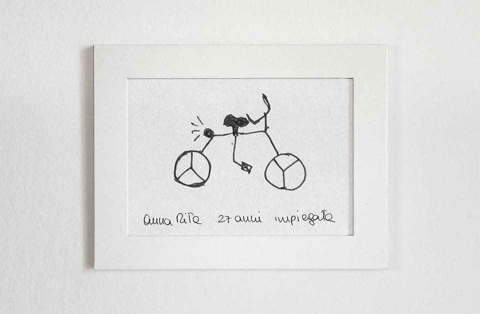 Концепты велосипедов по рисункам от руки