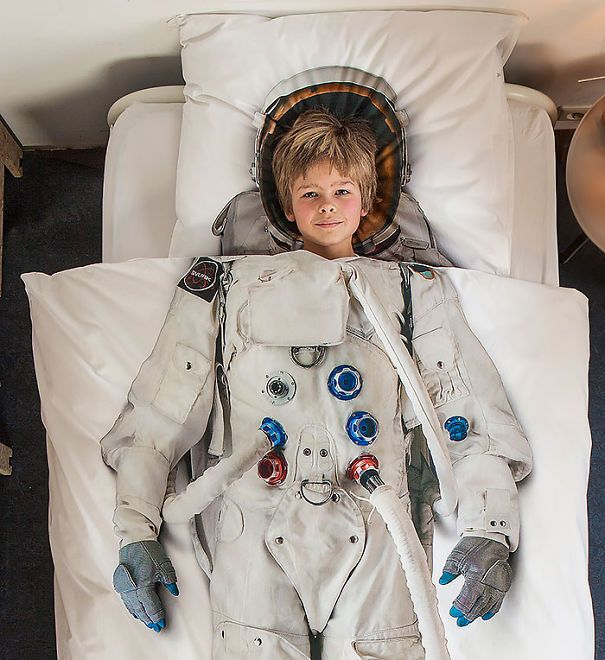 25 космических идей дизайна интерьера