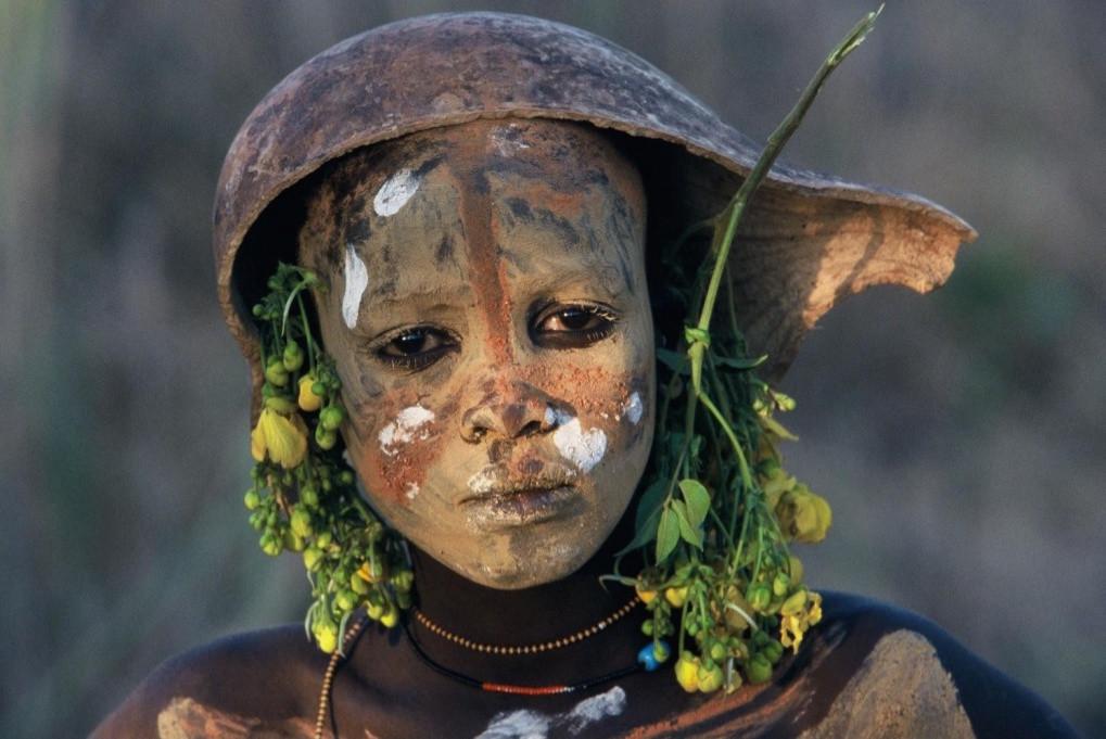 Изумительные наряды африканских модников