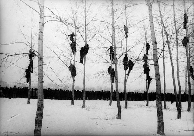 Потрясающие снимки времён СССР, сделанные руками лучших фотографов