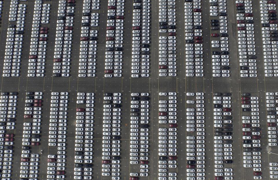Многообразие Китая на аэрофотографиях от агентства Рейтер