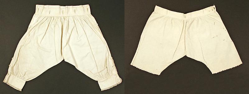 Неизвестная история нижнего белья с древности до наших дней