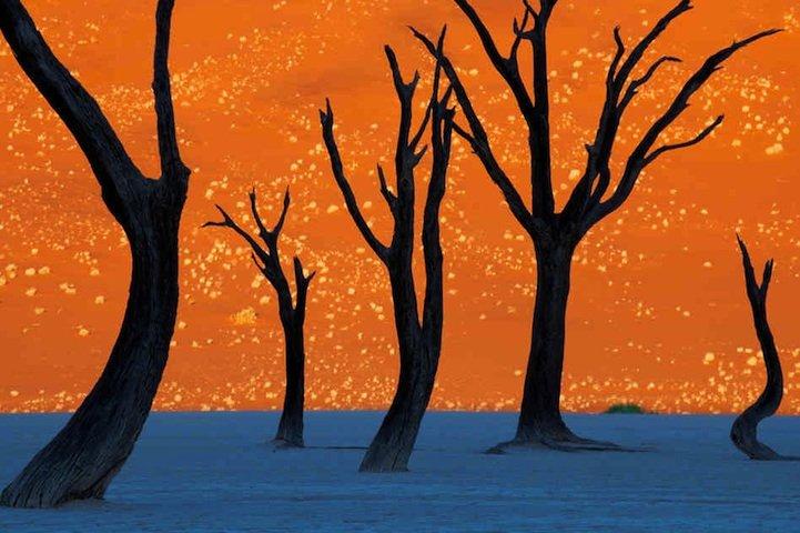 Невероятные пейзажные фотографии, которые можно перепутать с картинами