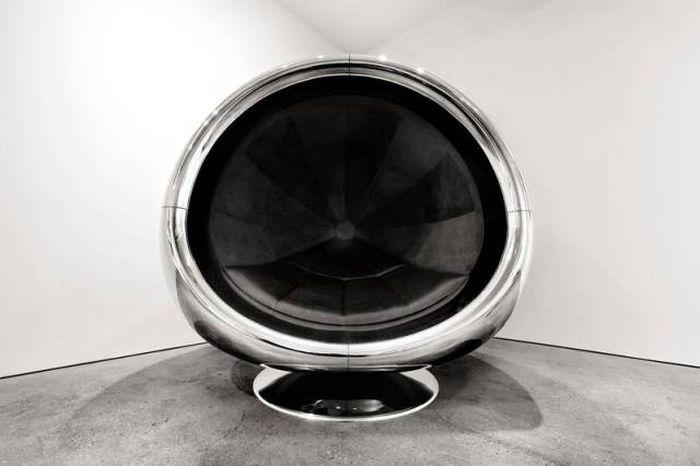 Уникальная мебель из деталей списанных самолетов