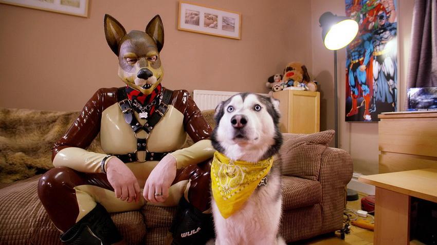 """Картинки по запросу люди-собаки не считают своё хобби извращением, а называют его мудреным словом """"эскапизм"""""""