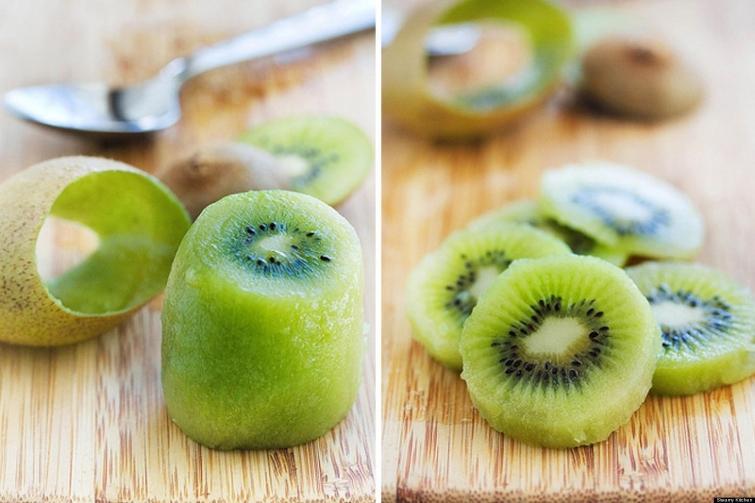 Простые способы почистить и нарезать фрукты