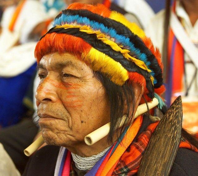 Как индейцы хиваро сушили головы своих врагов