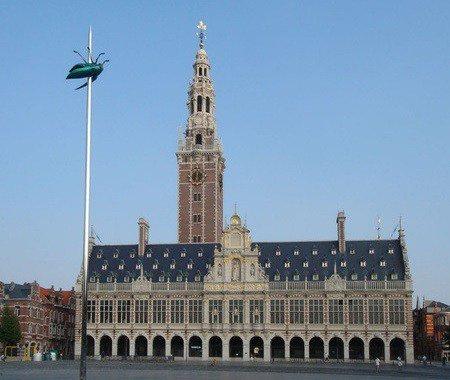 Странные и необычные достопримечательности в Бельгии