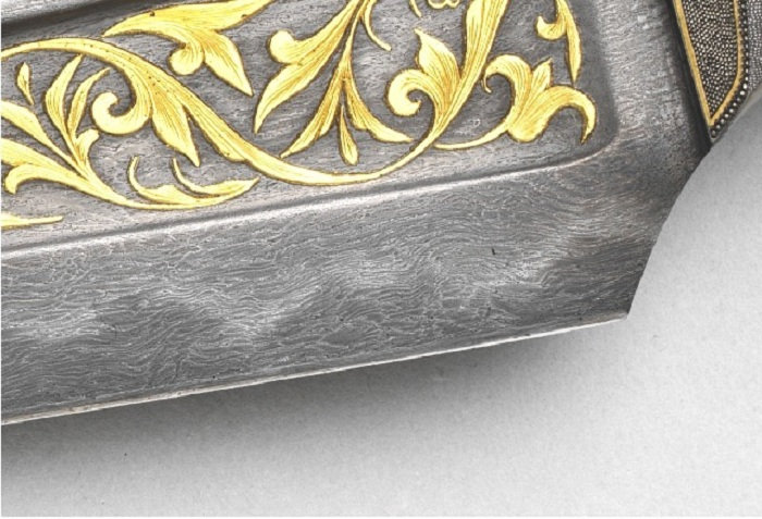 Булатные мечи: ценнейший вид оружия витязей в Древней Руси