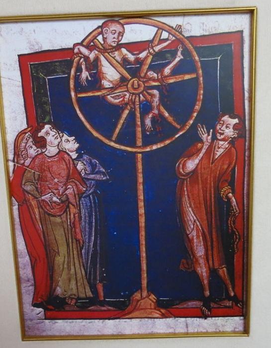 Самые изощренные орудия пыток средневековья