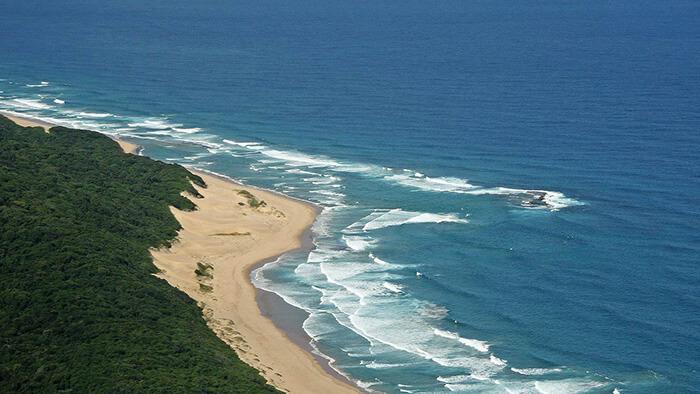 10 красивых и уединенных пляжей