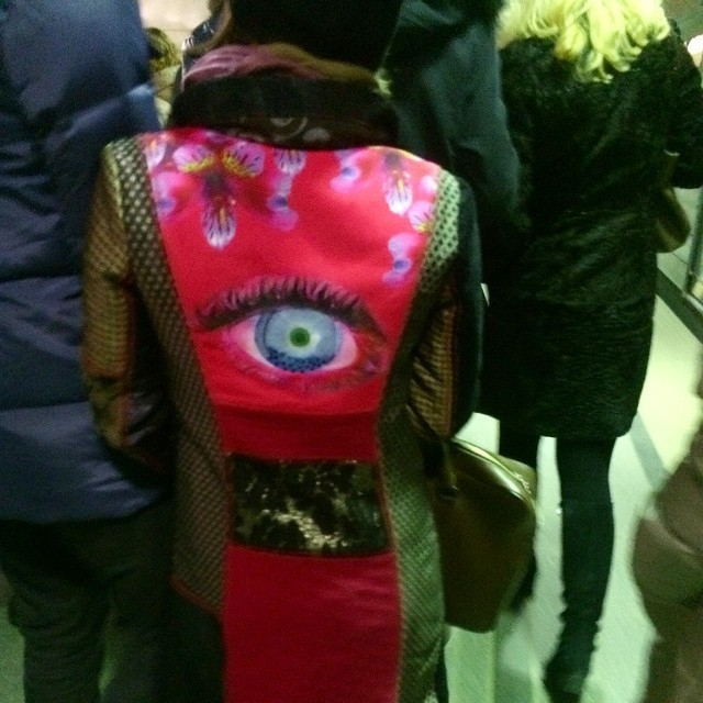 Безумная современная мода и модники