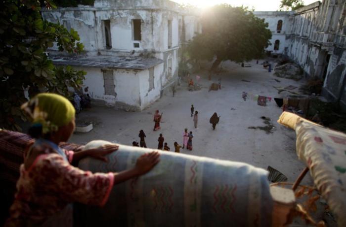 Дети-солдаты в Сомали