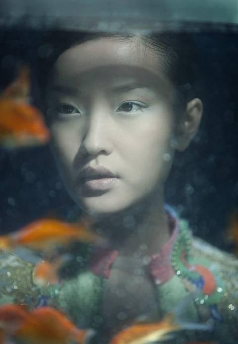 Завораживающие сцены из кино от фотографа Уинг Шья