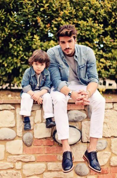Сыновья, которые пошли в своих отцов