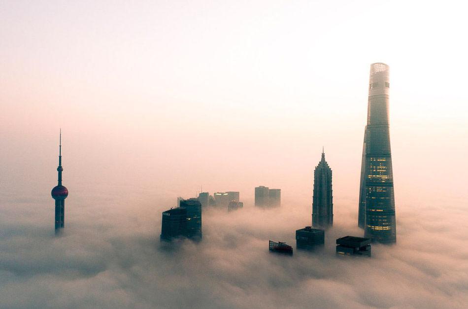 19 красивых фотографий нашей планеты с высоты птичьего полета
