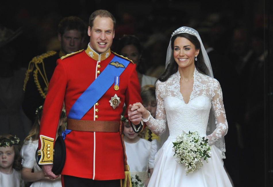 William gambling wedding