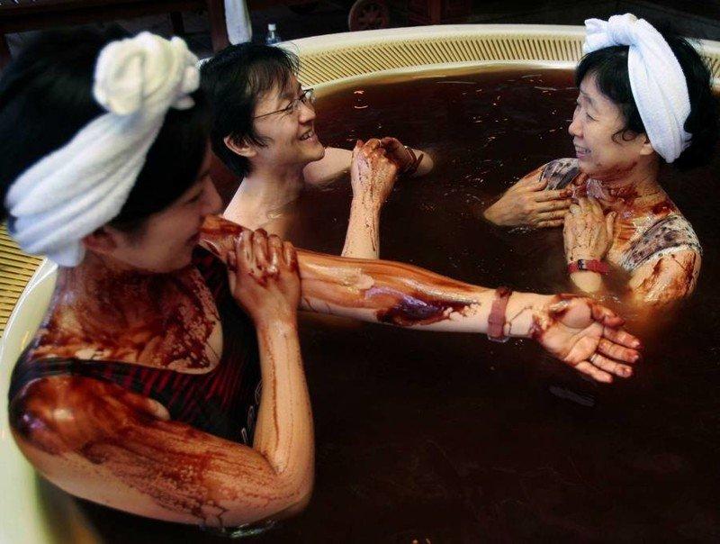 Чем можно наполнить ванну