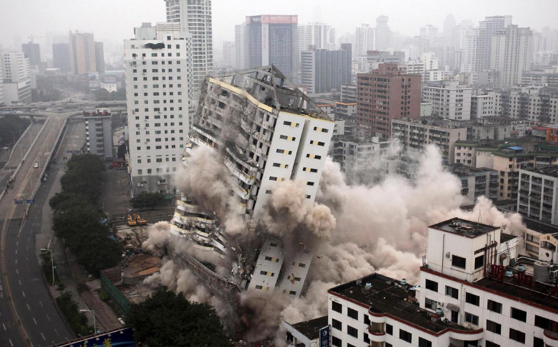 Контролируемые и направленные взрывы