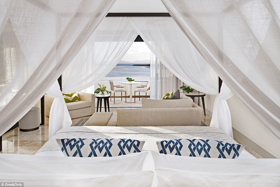 ������������� ����� �� ������� One and Only Hayman Island �� ������� ��������� ����
