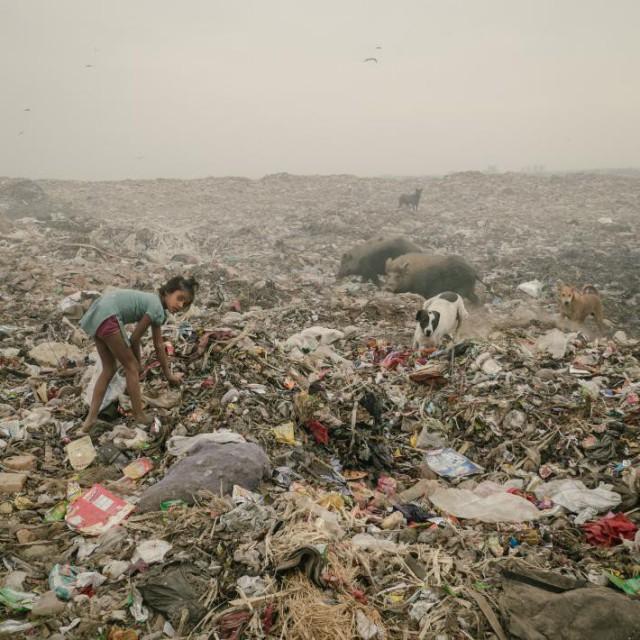 Дели - самый грязный город на планете
